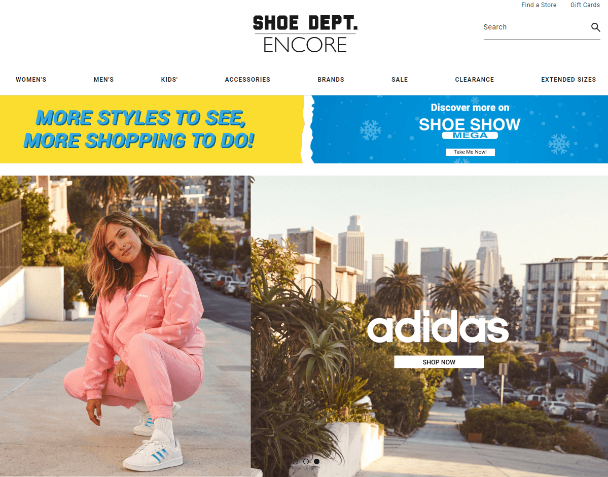 Shoe Dept Coupons, Promo Codes & Discounts