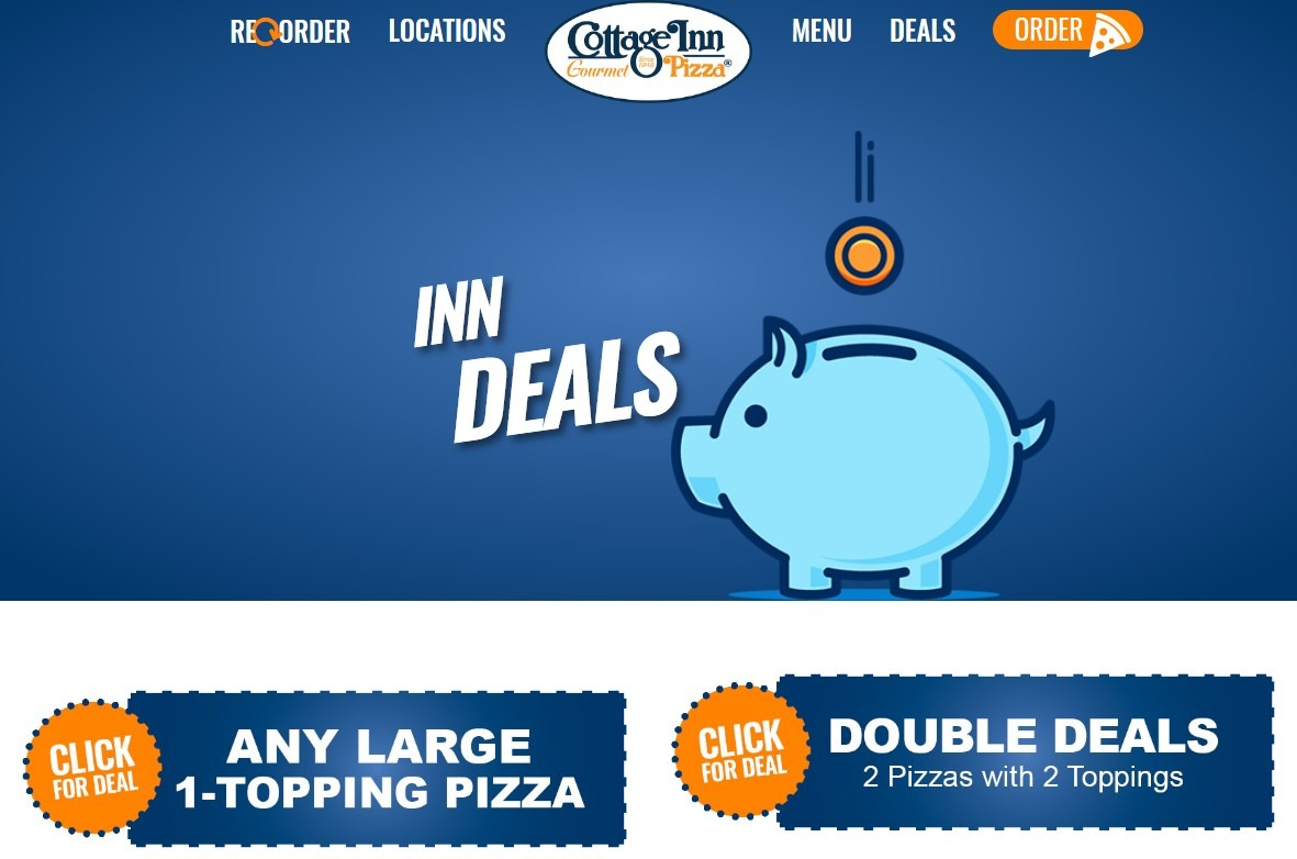 Cottage Inn Coupons