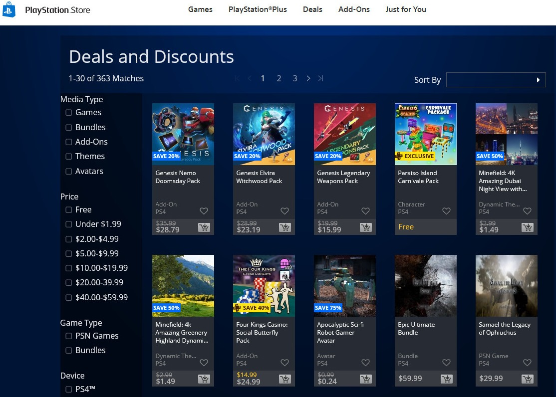 Playstation Network Discount Code