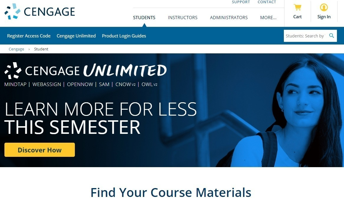 Cengage Coupon Code