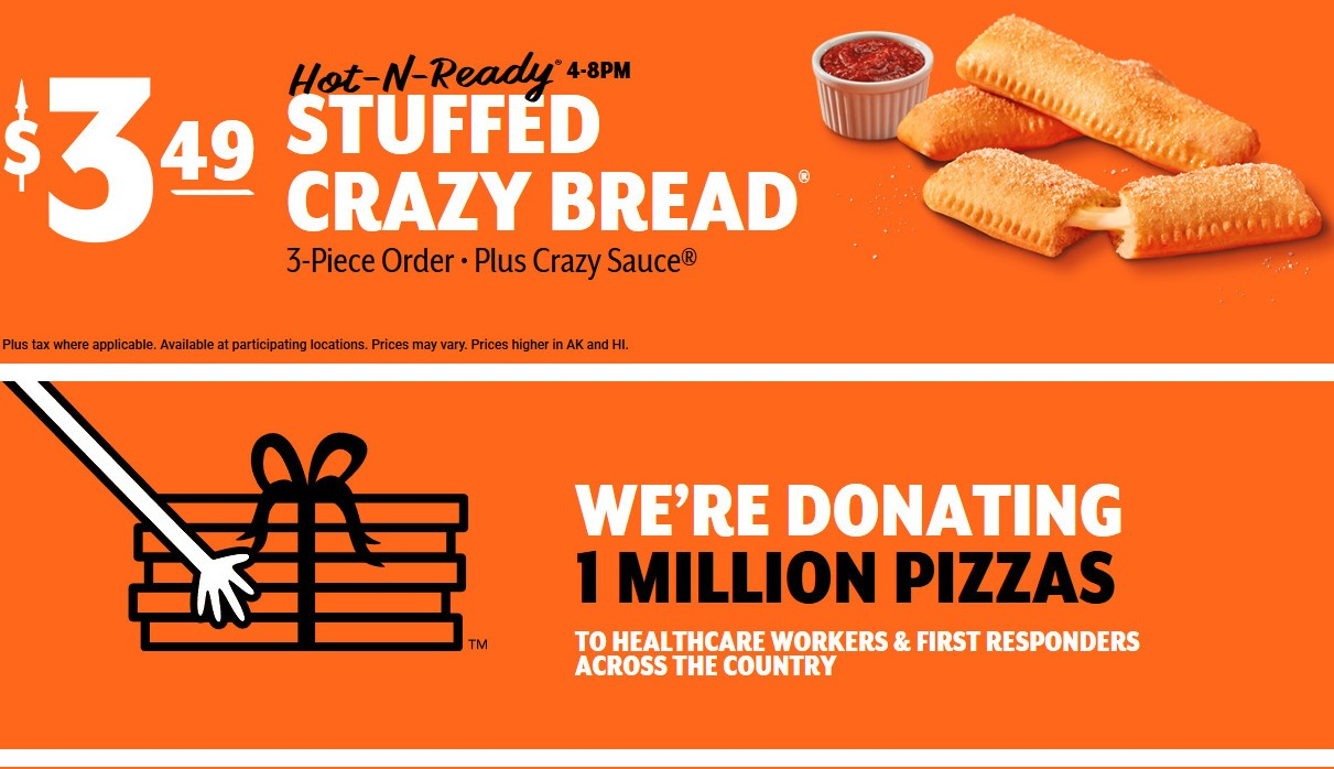 Little Caesars Coupons Aug 2020 20 Off Costco Coupons Promo Codes August 2020