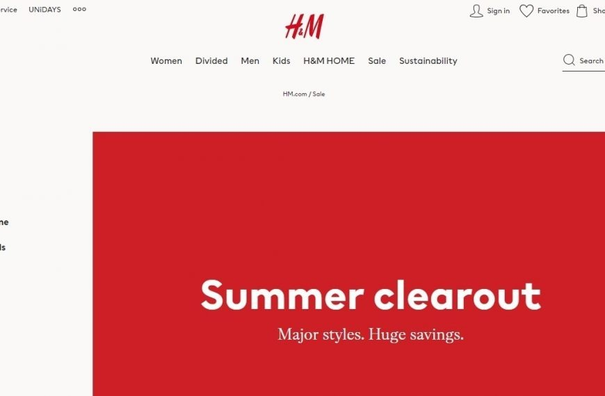 Top H&M Coupons & Promo Codes