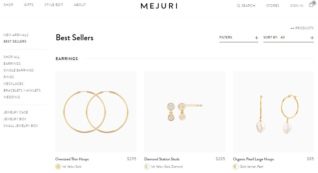 Best Mejuri Coupon Codes & Promo Codes