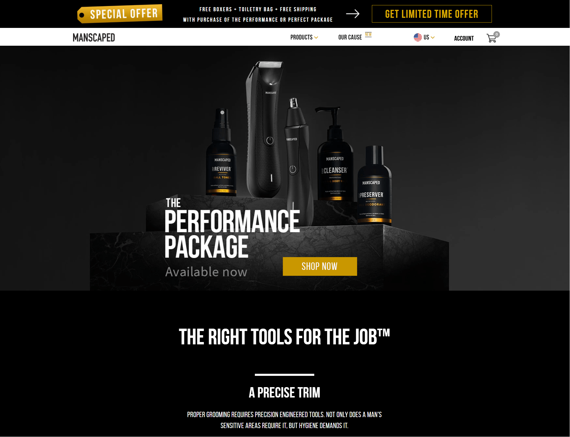 Top Manscaped Discount Codes & Coupons